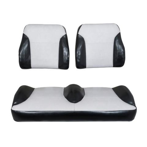 Yamaha G29/Drive Black/Silver Suite Seats (Fits 2007-2016)