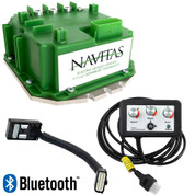 Club Car DS/Precedent with IQ/Excel, i2 Navitas 440-Amp 48-Volt Controller Kit With BlueTooth