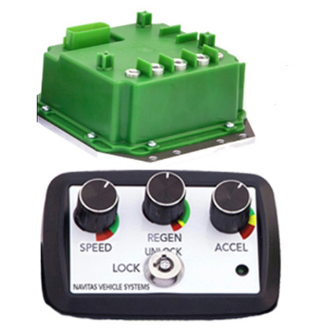 EZGO TXT PDS System Navitas 440-Amp 36-Volt Controller Kit