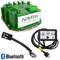 EZGO TXT Navitas 440-Amp 48-Volt Shunt Controller Kit With BlueTooth (Fits 2010-Up)
