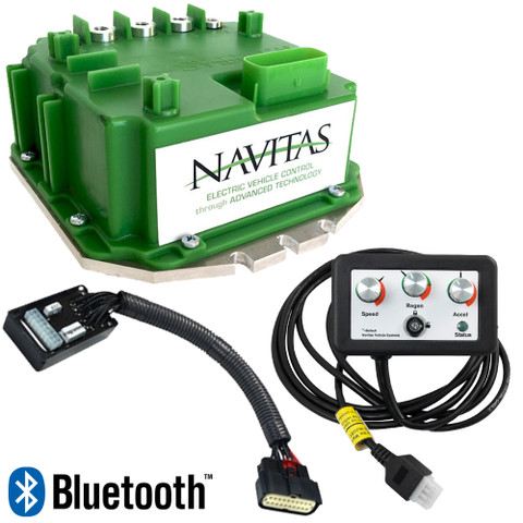 Navitas BlueTooth, 440A-EZGo TXT DCS