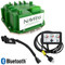 Yamaha Late G22/G29 Navitas 440-Amp 48-Volt Controller Kit With BlueTooth (Fits 2008-Up)
