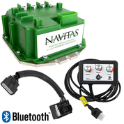 Yamaha G19/Early G22 Navitas 440-Amp 48-Volt Controller Kit With BlueTooth (Fits 1996-Up)