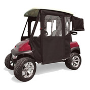 Club Car Precedent Black Sunbrella Door Max Enclosure (Fits 2004-Up)