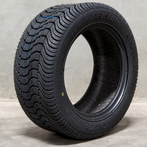 "ARISUN 215/50-12"" DOT Golf Cart Tires - Street Tires"