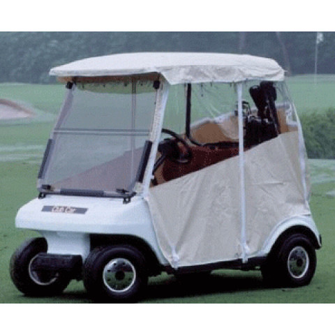 Club Car DS White OTT Enclosure (Fits 1982-1999)