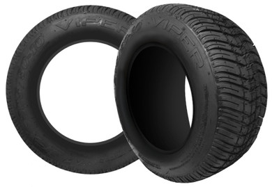 "Madjax VIPER 205/50-10"" DOT Golf Cart Tires"