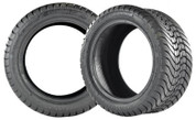 "Madjax Cobra 215/35-12"" Golf Cart Street Tires"
