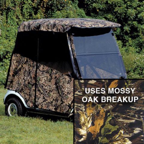 EZGO TXT Camouflage Enclosures (Fits 1994.5-Up)
