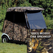 EZGO RXV Camouflage Enclosures (Fits 2008-Up)