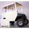 EZGO White 3-Sided Over-The-Top Enclosure (Fits L4/S4)