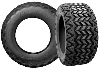 "Madjax Predator 22x11-10"" All Terrain Golf Cart Tires"