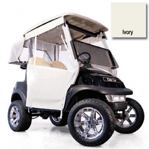 Yamaha Ivory 3-Sided Track-Style Enclosure (Models G22)