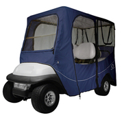 Classic Accessories Deluxe Navy 4-Passenger Golf Cart Enclosure (Universal Fit)