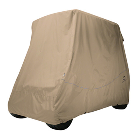 Classic Accessories 2-Passenger Heavy-Duty Storage Cover (Universal Fit)