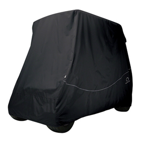 Classic Accessories Black 4-Passenger Heavy-Duty Storage Cover (Universal Fit)