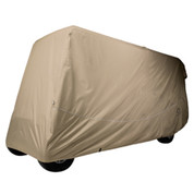 Classic Accessories Heavy-Duty Storage Cover for 6-Passenger Carts (Universal Fit)