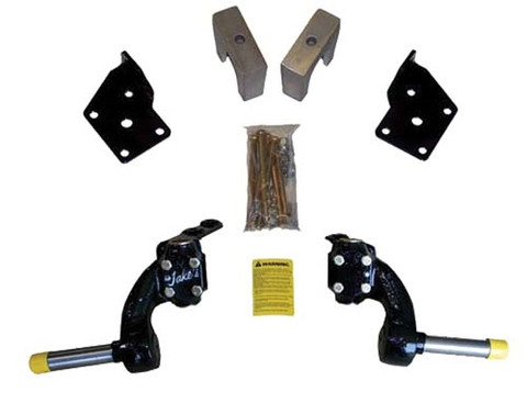 """Jakes 3"""" Fairplay, Star, Zone Drop Spindle Lift Kit - (2005 & Up)"""