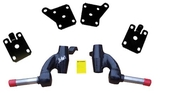 "Jakes 3"" EZGO 2008.5 & Up TXT & 1200 Workhorse Drop Spindle Lift Kit (Fits 2008.5+ GAS w/ Kawasaki Engine)"