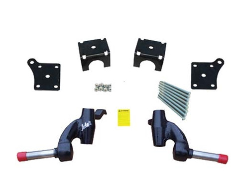 "JAKES 3"" EZGO TXT Golf Cart Spindle Lift Kit (Fits Electric, 2001.5-2013)"