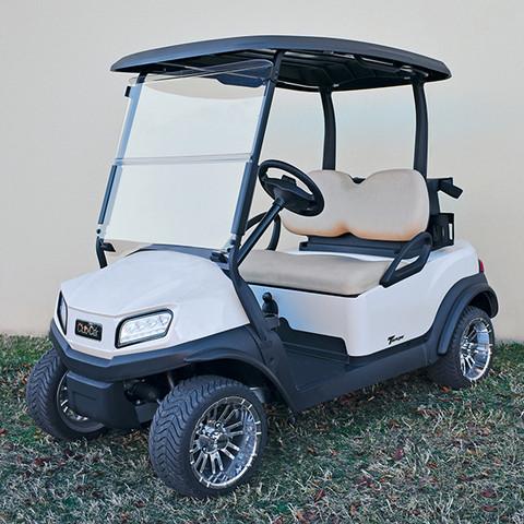 Club Car TEMPO Golf Cart Fender Trim - Set of 4pcs