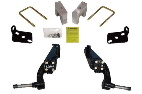 "Jake's 6"" Club Car DS Spindle Lift Kit - (1981-1996 GAS)"