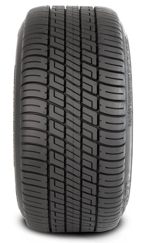 DELI 205/50-10 DOT Golf Cart Tires - Street Profile