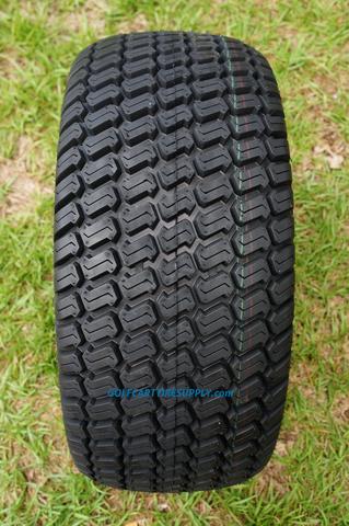 WANDA Lawn Mower Tires 20x10x8 (S-Pattern Tires)