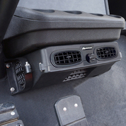 RHOXAir Golf Cart Fan (Fits Gas Carts, 12V)