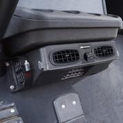 RHOXAir Golf Cart Fan (Fits Electric Carts, 48V)