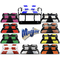 MADJAX Riptide Two Tone Rear Seat Covers
