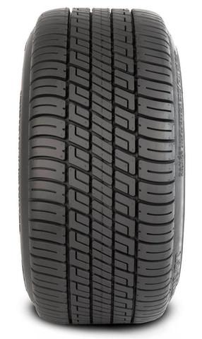DELI 205/65R-10 DOT Radial Golf Cart Tires - Street Profile