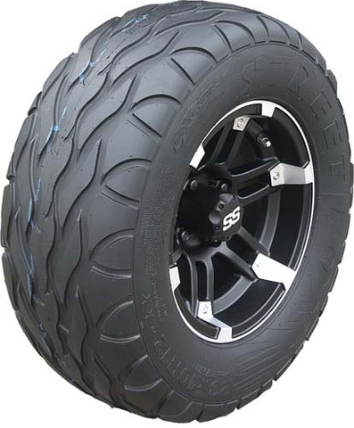 "Street Fox 23x10R-12"" Radial DOT Golf Cart Tires (Set of 4 Tires)"