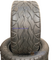 EXCEL Street Fox 205/40R-14 (20x8R-14) Radial DOT Golf Cart Tires