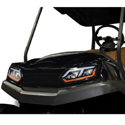 MadJax Club Car Tempo Ultimate Plus LED Street Legal Light Kit (2018-up Gas & Electric)