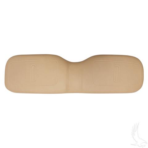 EZGO TXT / Medalist TAN Seat Back Cushion Assembly
