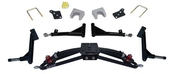 "JAKES 6"" Club Car Precedent Heavy Duty Double A-Arm Lift Kit - 2004+ Gas & Electric"
