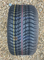 "12"" HD3 Machined/ Black Wheels and 215/40-12"" Excel DOT Tires (Set of 4)"