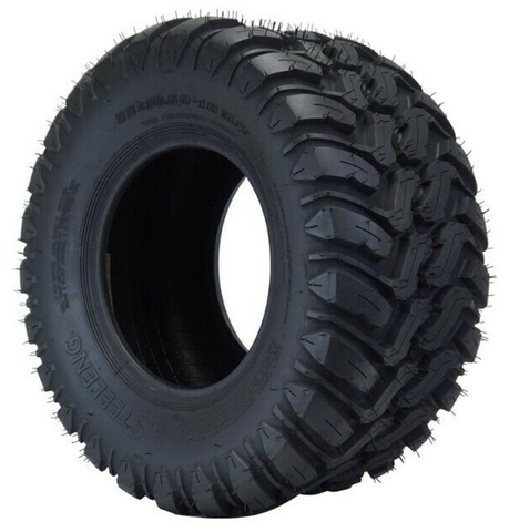 "Wanda 22x10.5-10 MUD Terrain ""CRAWLER"" Golf Cart Tires"