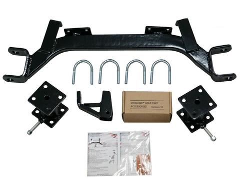 "SGC 4"" EZGO Marathon Drop Axle Lift Kit (Fits 1989-1994.5, Gas & Electric)"