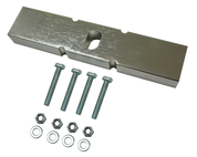 """SGC 1"""" Club Car DS Low Pro Leveling Lift Kit (Fits Gas & Electric, All Years)"""