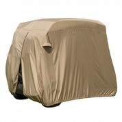 Heavy Duty Golf Cart Storage Cover - Tan