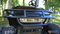 EZGO TXT & Medalist Black Golf Cart Brush Guard - 1996-2013