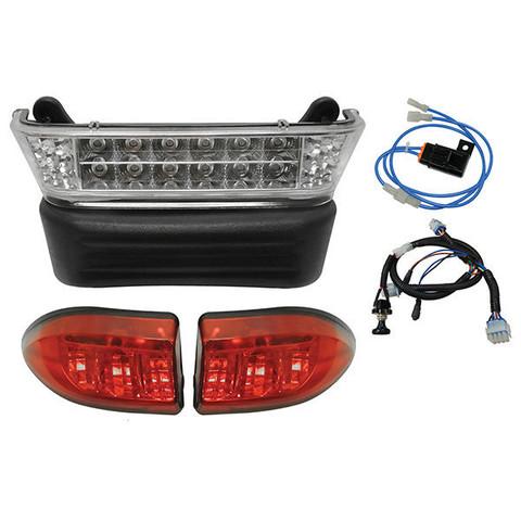 Club Car Precedent Light Kit - NON-Street Legal (Choose: LEDs or Regular)