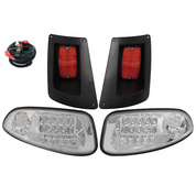 EZGO RXV Golf Cart Light Kit - Non-Street Legal - LED