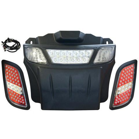 EZGO RXV LED Light Bar Bumper Kit (Basic LED Golf Cart Light Kit)