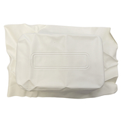Club Car DS Seat Back Cover - WHITE (1982-2000)