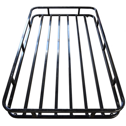 Club Car Precedent Roof Storage Rack - Black