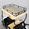 EZGO TXT / Medalist / PDS Roof Storage Rack - Black