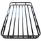 EZGO RXV Roof Storage Rack - Black